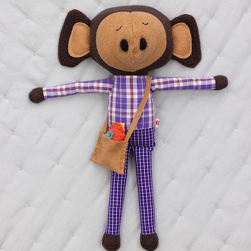 Monkey Stuffie