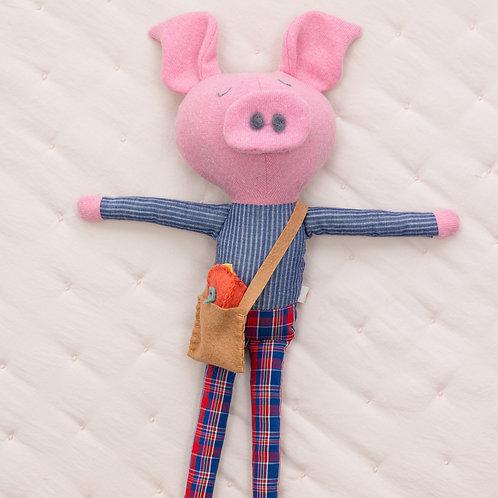 Pig Stuffie