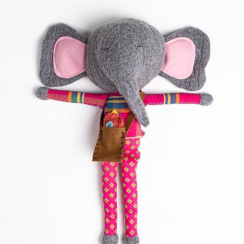 Elephant Stuffie