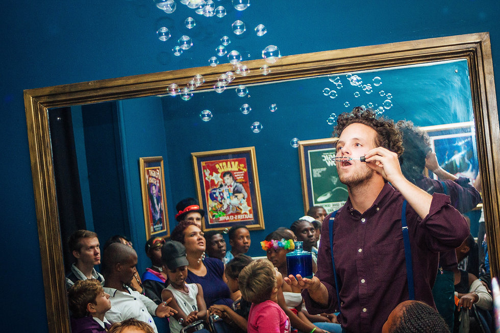 Best Birthday Party Magician Cape Town _