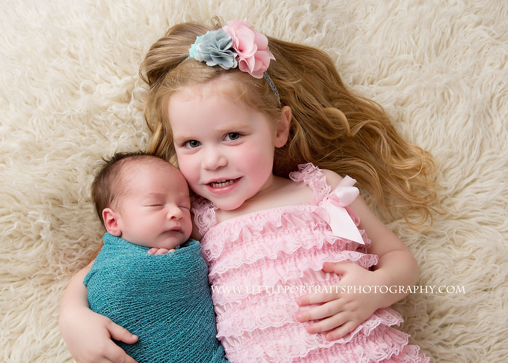 Lake County Newborn Photographer
