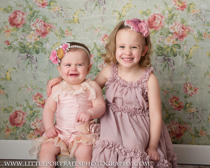 Sisters | Family Photographer
