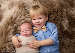 Vernon Hills Newborn Photographer