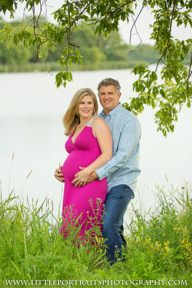 Outdoor Maternity | Lake County Maternity Photographer