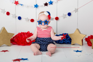 Fourth of July | Ingleside baby photographer