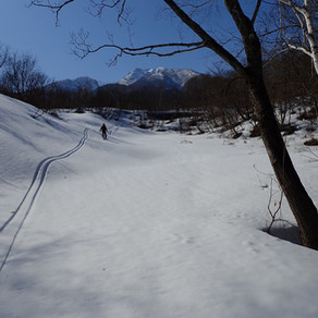 2020/3/19 赤倉山