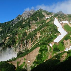 2017/8/11~13 唐松岳~鹿島槍ヶ岳