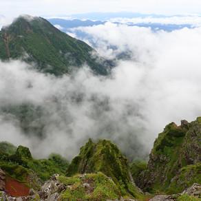 2020/7/28~30 八ヶ岳(硫黄岳~横岳~赤岳)