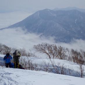 2020/3/1 三田原山~南地獄谷