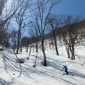 2018/3/31 袴岳