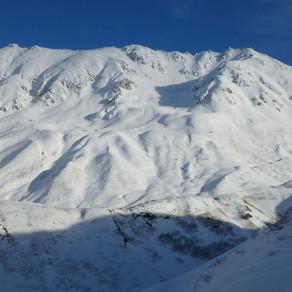 新雪の立山ツアー 募集中