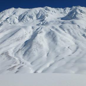 初滑り 立山ツアー 募集中