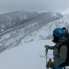 信越トレイル スキーの旅