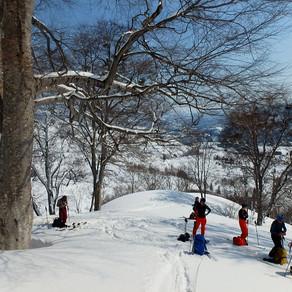 2017/3/4 鍋倉山