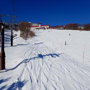 2019/12/30 スキーハイキング