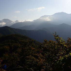 2020/10/2 越後駒ヶ岳