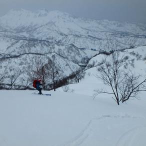 2019/2/19 放山~笹倉温泉