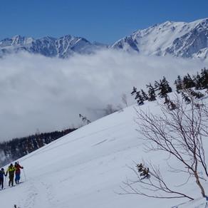 2020/3/3~6 スキーガイド ステージⅠ資格検定