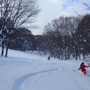 2021/1/13 妙高外輪山 前山