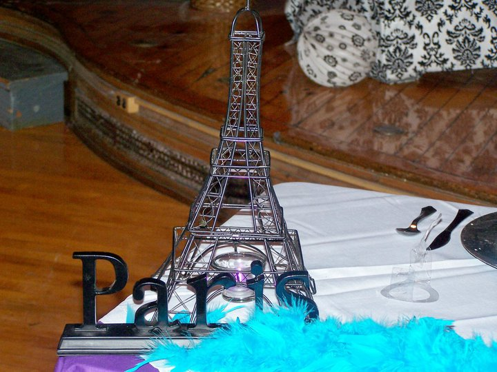 Paris in the Summer-Graduation Party
