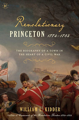 revolutionary-princeton-1774-1783 - Book