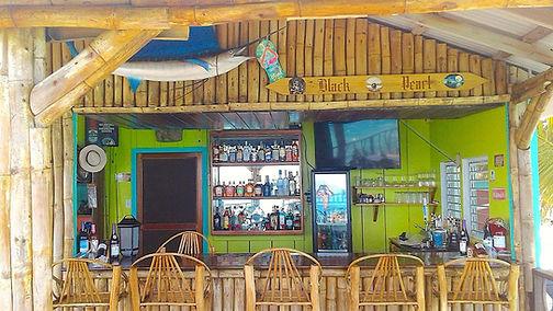 Black Pearl Restaurant & Bar, King Lewey's Island Resort, Placencia Belze