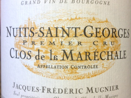 2006 Red Burgundy Results, Jan. '13