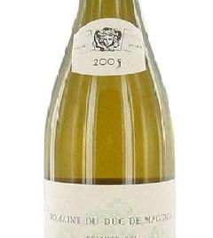 2011 White Burgundy - Results, Oct. '15