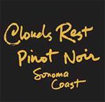 Clouds Rest Pinot-Noir label 2