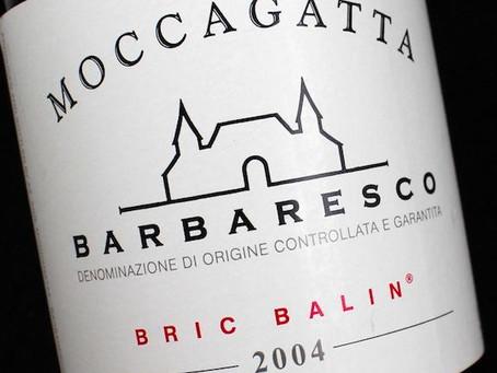 2004 Barbaresco Vs Barolo - Results, May '15