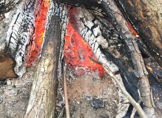 Campfires and the CoronaVirus