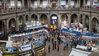 XXXVII Feria Internacional del Libro del Palacio de Minería