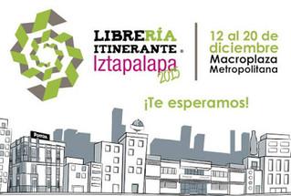 Librería Itinerante en Iztapalapa