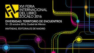 Feria Internacional del Libro Zócalo 2016