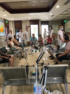 Overflow of Patients