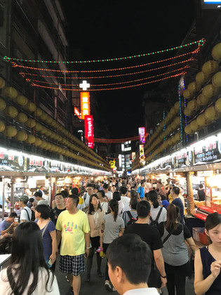Taiwan's Night Market