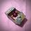 Thumbnail: Maroon Flower Kanzashi Ring