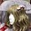 Thumbnail: Bleeding Heart Hair Comb