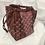 Thumbnail: Recycled Kimono Kinchaku Bag