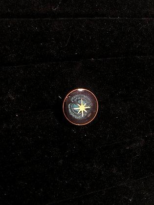 Round Copper Ring