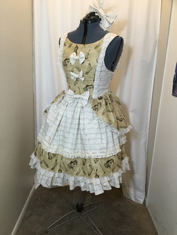 Lolita Notes of Melody