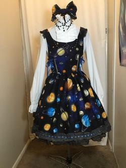 Lolita Galactic Princess