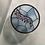 Thumbnail: Stained Glass Sticker Bleeding Heart