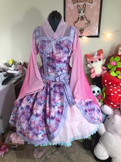 Lolita Kimono Galaxy