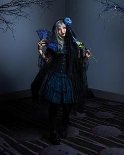 Lolita Azure Rose