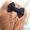 Thumbnail: Convertible Bow Ear Saver (Navy)