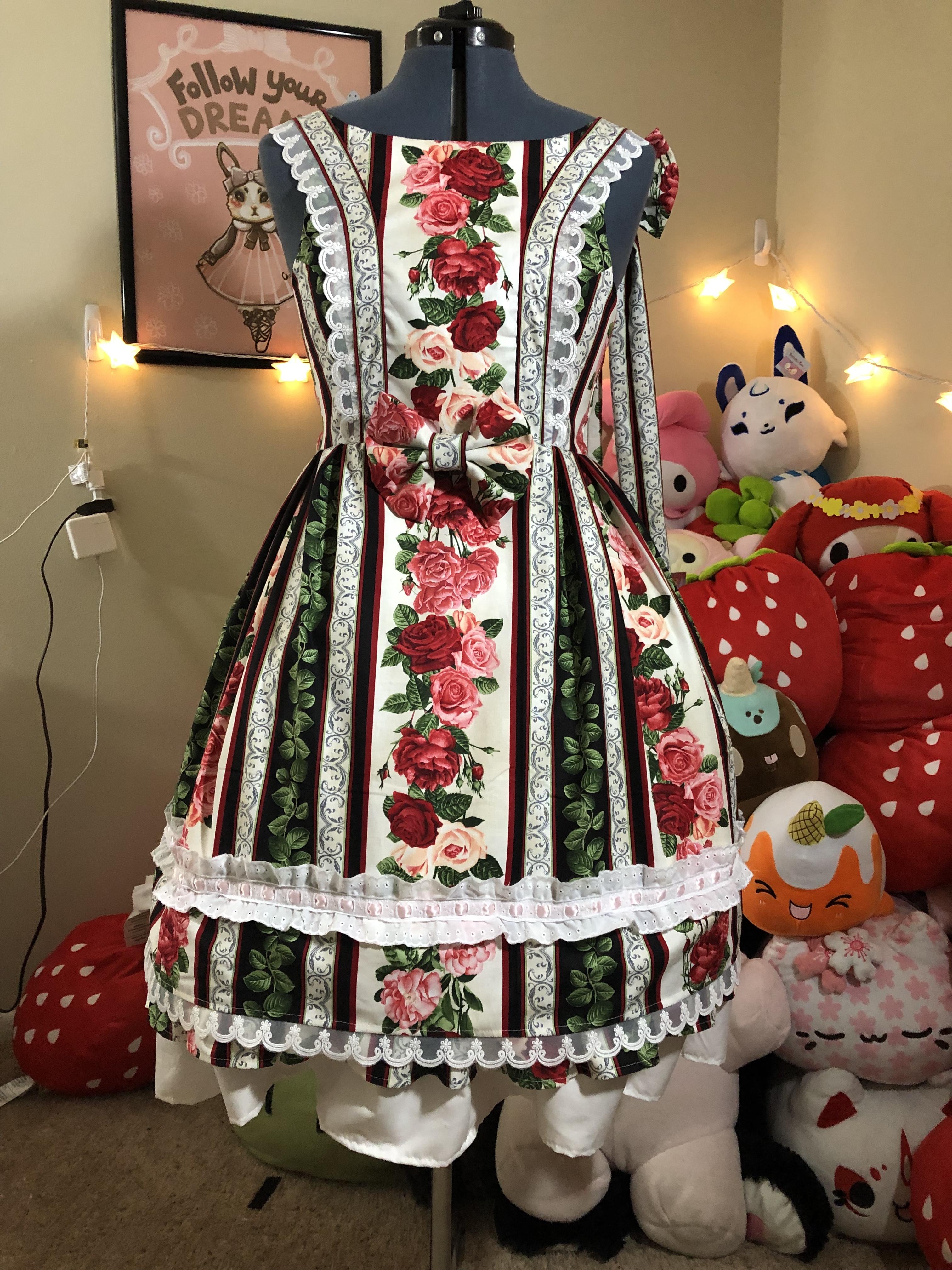 Lolita Delicate Rose Garden