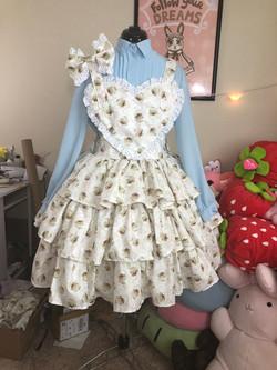 Lolita Comfy Bunny Love