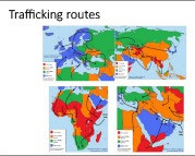 Trafficking Routes