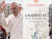 Laudato Si' Anniversary: 05/24/2020–05/24/2021